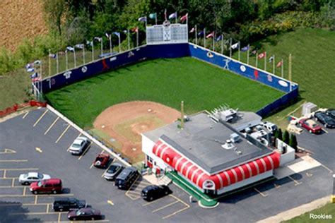 backyard baseball stadiums 1000 images about wiffle ball on pinterest fenway park