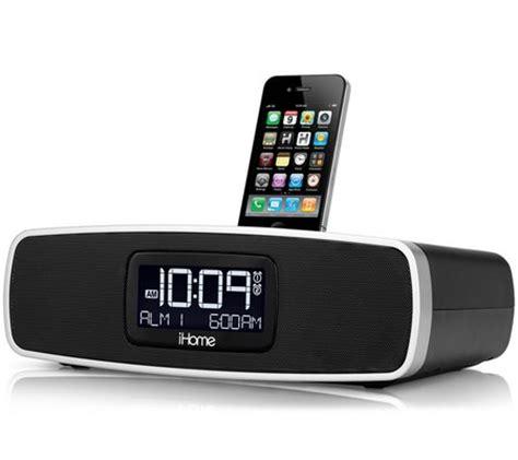 ihome ip90 dual alarm clock radio for your iphone ipod