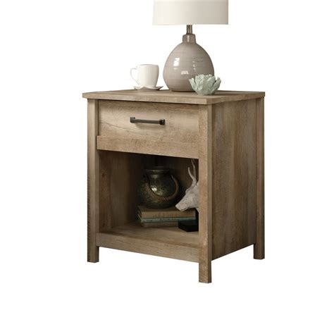 L For Nightstand Nightstand In Lintel Oak 416868