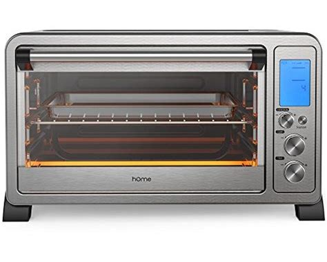 Toaster Oven Functions 10 Cooking Functions And Digital Display Homelabs 6