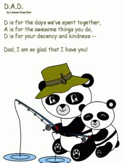 fathers day poems kindergarten s day poem for kindergarten s day