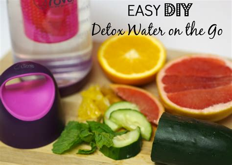 Going Home After Detox by Detox Water On The Go Nicol