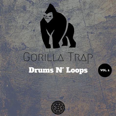 trap drums n loops vol 1 braumahbeats com rap gorilla trap vol 1 drums n loops braumahbeats com