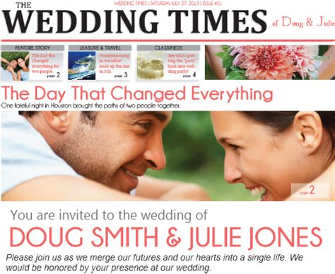 Wedding Announcements Exles by Newspaper Wedding Announcement Template 4k Wallpapers