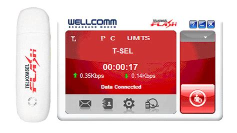 Modem Telkomsel Flash Wellcomm tes gili sms dengan wellcomm w118g telkomsel flash
