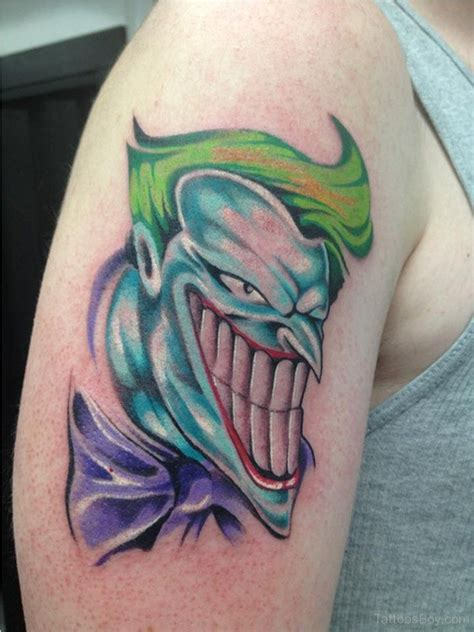 joker tattoo design tattoos designs pictures page 2