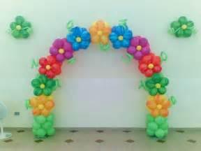 Balloon Column Stand