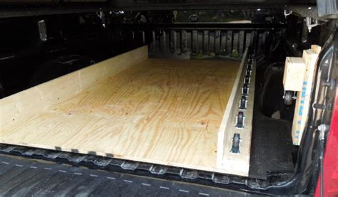 build your own truck bed slide out woodwork bed slide plans pdf plans