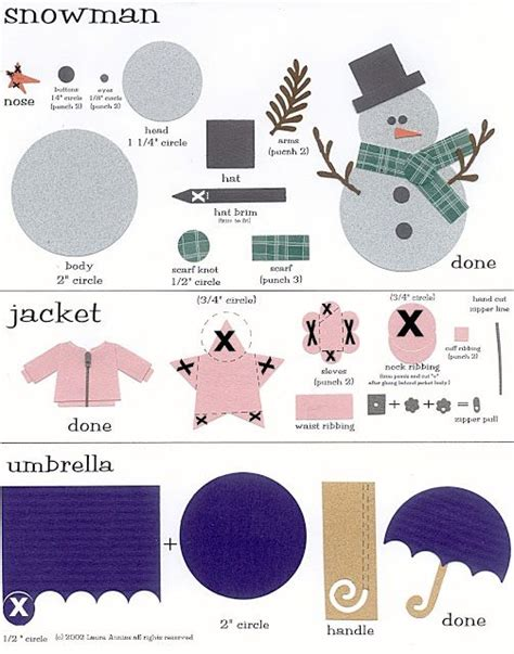 Papercraft Punches - 961 best images about punch paper piecing patterns