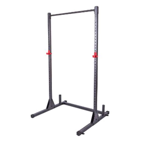 Cap Squat Rack by Free Standing Pull Up Bar Guide