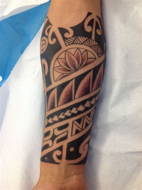 maori inspired tribal tattoo maori tattoos designs ideas and meaning tattoos for you