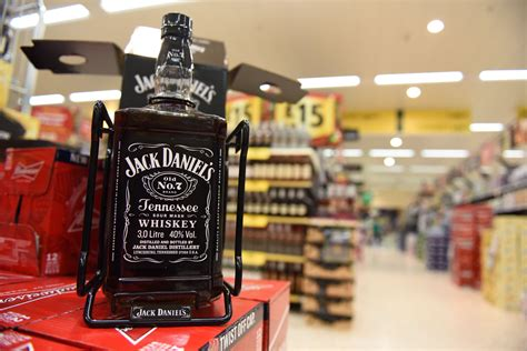 morrisons black friday  jack daniels  litres