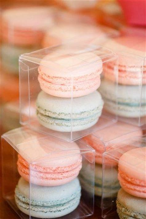 Cute Giveaways - modern wedding macaroon wedding favors cute color 2054089 weddbook