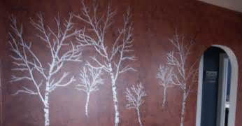 birch tree mural stencil1 tree wall decals wall stickers wall murals wall art wall