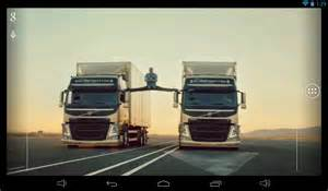 Volvo Trucks The Epic Split Feat Damme Volvo Trucks Epic Split Android Apps On Play