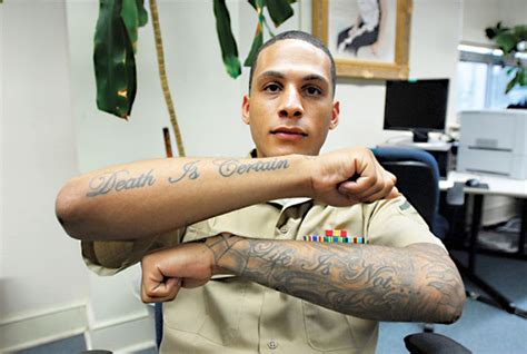 marines tattoo policy 2015 update department of the army phlet 670 1 changes