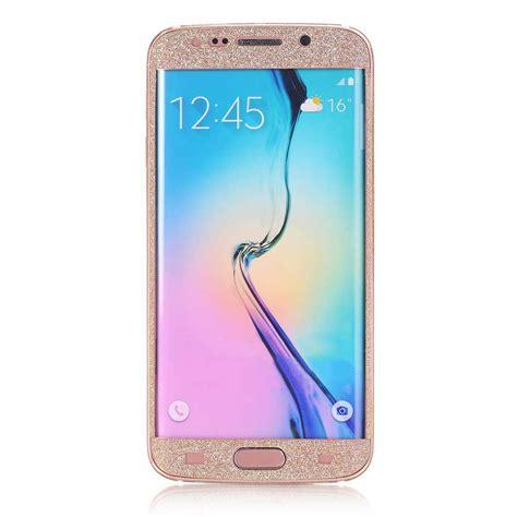 Handy Glitzerfolie by Glitzer Handyfolie F 252 R Samsung Galaxy A5 2017 In Chagner