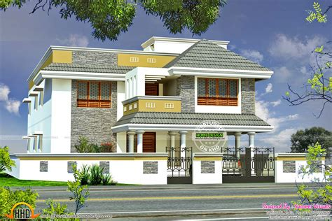 Tamilnadu House Plans Tamilnadu House Plan Kerala Home Design And Floor Plans