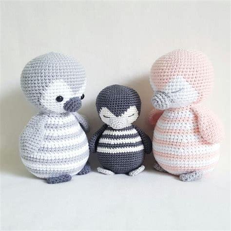 amigurumi penguin 25 best ideas about crochet penguin on
