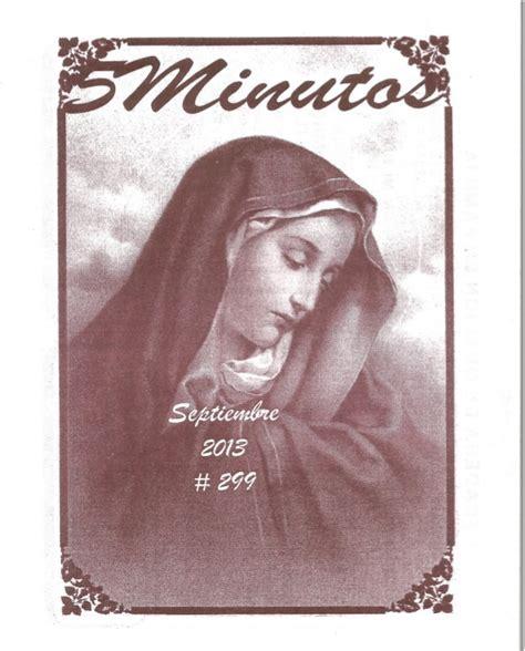 cinco minutos de oracin en el hogar 2015 5 minutos de oracion septiembre 2013