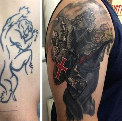 cover up tattoo ideas for men arm mens cover up tattoos