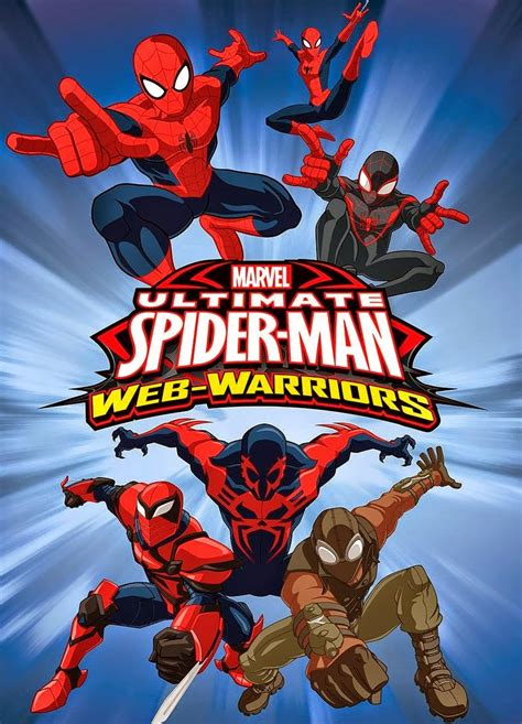 imagenes de ultimate spider man web warriors ultimate spiderman web warriors video series