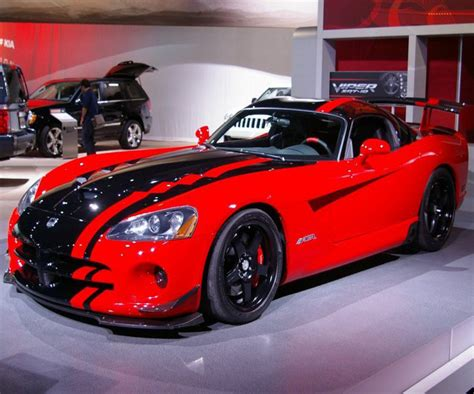 2017 dodge viper release date specs and redesign pics