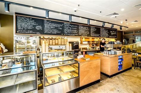 Kitchen Store Bourke Bourke Bakery Parramatta Fitout Hospitaility