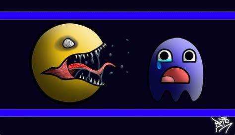pakman pacman  betto wallpaper pic suecobetto flickr