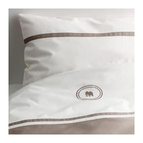 Ikea Toddler Bed Duvet Cover Charmtroll Crib Duvet Cover Pillowcase Ikea