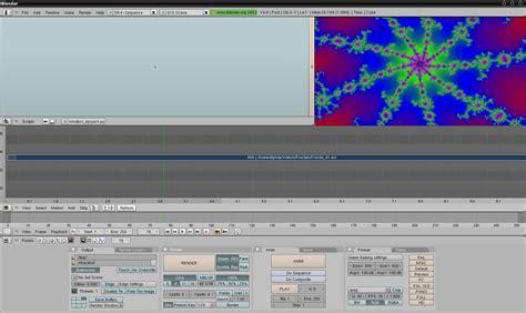 tutorial video editing blender openmovieeditor and blender more nle delights linux journal
