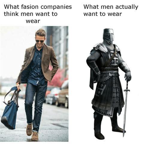 Do Guys Really Want An Fashioned by What Fasion Companies What Actually Think Want To