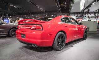 2013 Dodge Charger Blacktop Edition Car And Driver