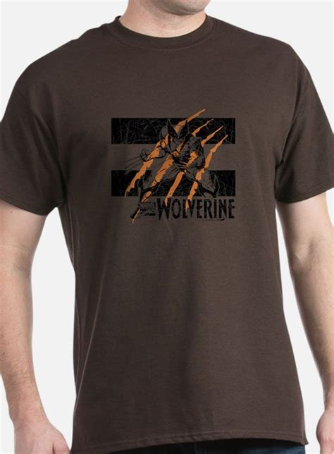 Tshirt The Wolverine wolverine t shirts shirts tees custom wolverine clothing