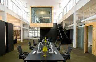 Creative Offices Creative Office Interior Design When Metal Meets Wood