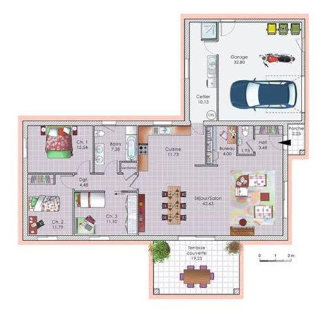 chambre adulte pas chere maison de plainpied sims architecture 100 images 295 best plans de maison house plans