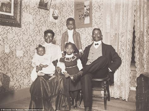 african american early 1900s homes portraits of african american families in the early 1900s
