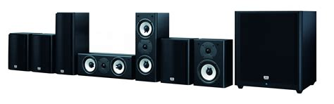 onkyo 7 1 channel thx i s plus home theater speaker system