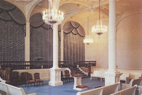 Manti Temple Sealing Room by Historic Lds Architecture Manti Temple Interior