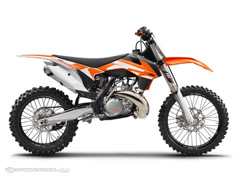 Ktm Images 2016 Ktm Two Stroke Sx Looks Motorcycle Usa