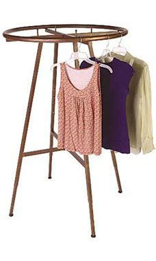 cobblestone 36 quot boutique clothing racks store supply