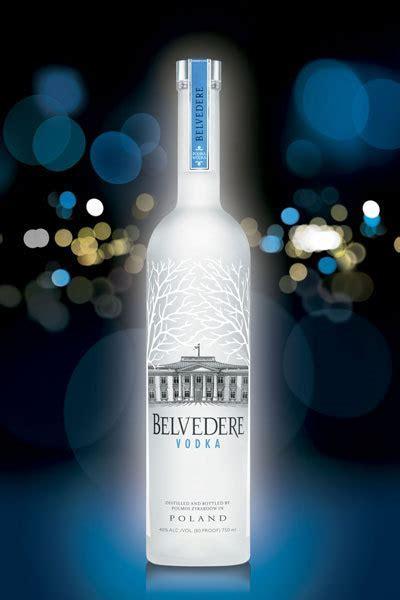 Belvedere Vodka Illuminated Bottle   Gifts Australia