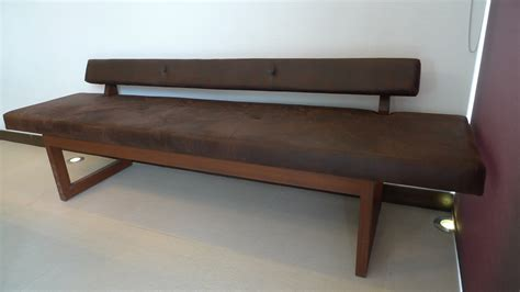bench with high back upholstered bench seat benches