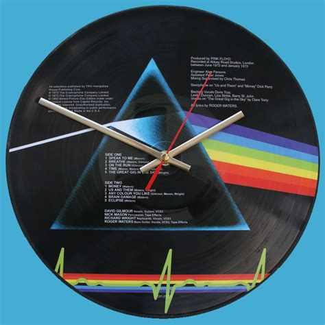 pink floyd dark side of the moon vinyl pink floyd the dark side of the moon vinyl clocks