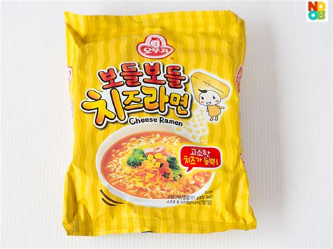 Ottogi Cheese ottogi korean cheese ramen