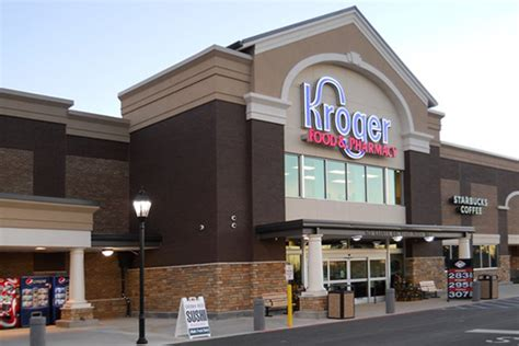 kroger hours what time does kroger open