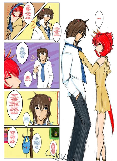 comics anime the random bk comic pg 2 by anime tamer on deviantart