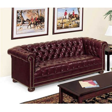 Antique Furniture Sofa Styles by Antique Leather Sofas Furniture Styles Infobarrel
