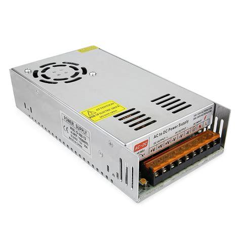 Power Supply Printer regulated power supply 12v 30a 360w 3d printer reprap mendel prusa wyz works