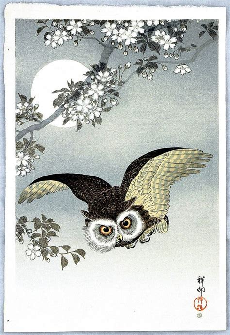 japanese owl tattoo flying owl ideas inspiration japanese